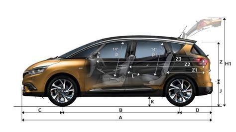 Standaard Afmeting Garage by Renault Scenic Afmetingen Bochane Groep