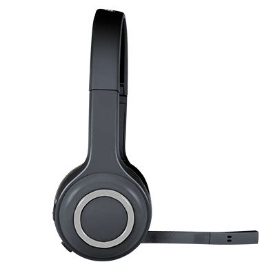 H 600 Wireless Headset logitech h600 wireless headset with noise cancelling mic