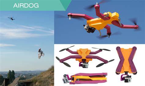 Drone Airdog airdog world s auto follow drone designed to track