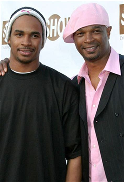 damon wayans with son keenan wayans son related keywords keenan wayans son