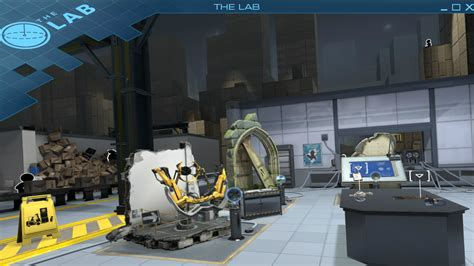 In The Lab how valve s the lab trains your brain to appreciate