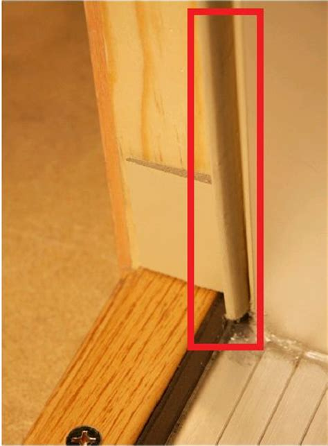 Replace Door Weather Stripping by Replacing A Corner Seal
