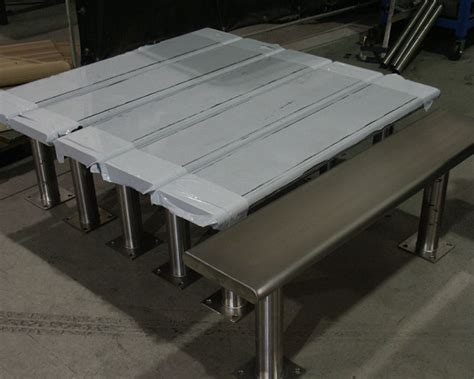 clean room benches ability fabricators inc page 2 of 2 stainless steel