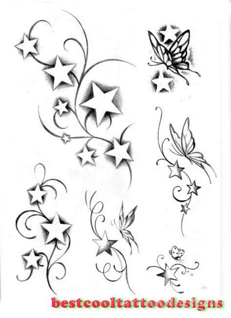 tattoo flash archive stars archives best cool tattoo designs
