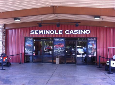 seminole casino brighton american casino guide