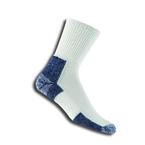 socks running white navy xj s s crew running socks thorlos 174 25 sale all styles