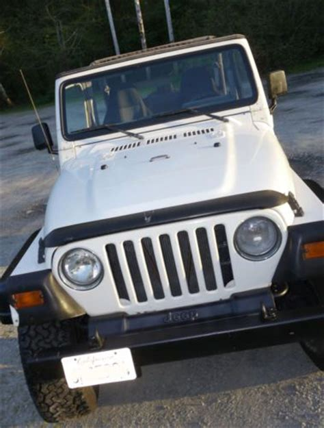 jeep wrangler 2 4l manual 1997 car for sale buy used 1997 jeep wrangler sport 2 door 4 0l 6 cylinder in arcata california united states
