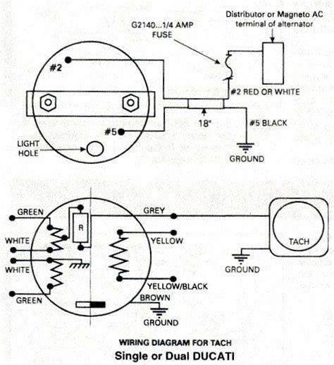tachometer wiring schematic jdm sport get free image