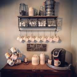Coffee Nook Ideas 25 best ideas about kitchen coffee bars on pinterest