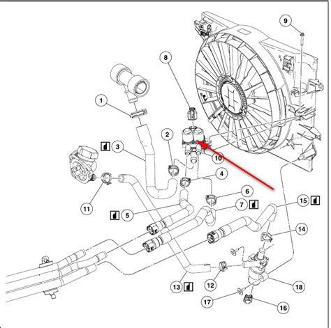 dual coolant valve lincoln ls dual heater controls problem allows heat on passenger side