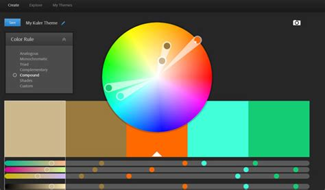 using adobe kuler for powerpoint color themes presentation matters working with custom color palettes in powerpoint 2010