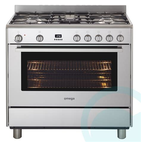 Stove With Oven freestanding omega dual fuel oven stove of901xz appliances