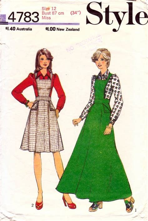 sewing pattern ladies pinafore dress 17 best images about sewing ideas and patterns on