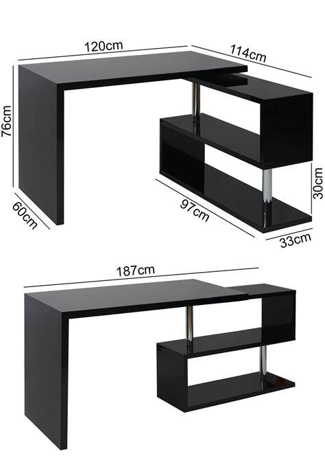 scrivania dimensioni larghezza scrivania estel dimensioni deck glass with