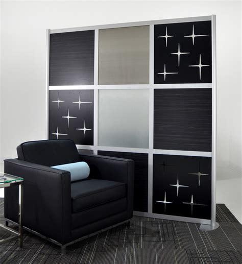 modern living room divider 6 modern room divider madagascar wood and translucent