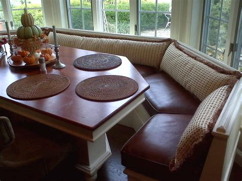 custom leather window seat cushions custom faux leather cushions pillows