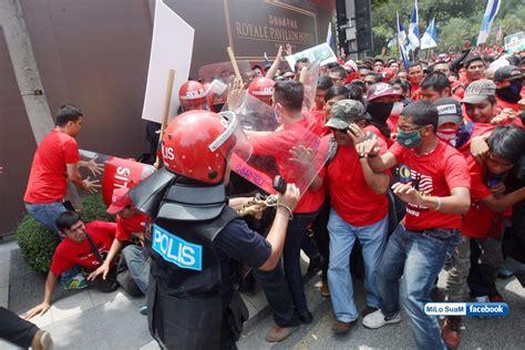 Himpunan Baju Merah himpunan baju merah manifestasi jiwa hamba roketkini