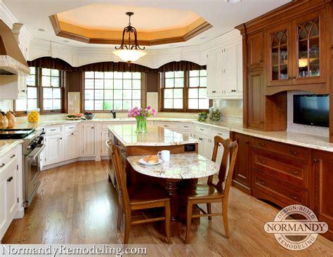 Two Level Kitchen Island Designs Two Tier Kitchen Island Designs Home Decoration Ideas Inside Level K C R