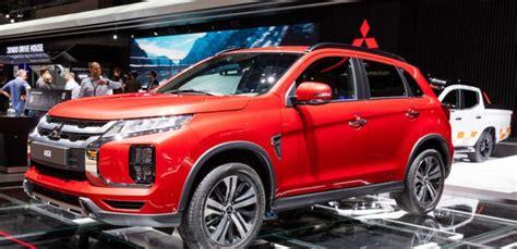mitsubishi asx 2020 test drive novit 224 auto mitsubishi modelli in uscita test drive