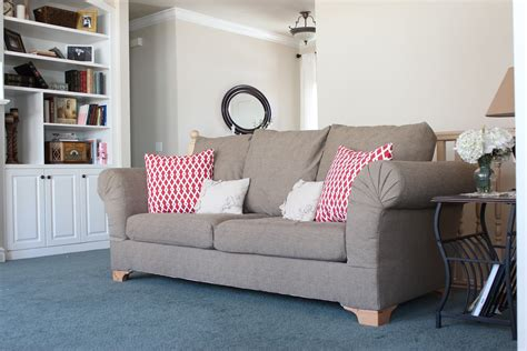 how to recover a settee do it yourself divas diy strip fabric from a couch and