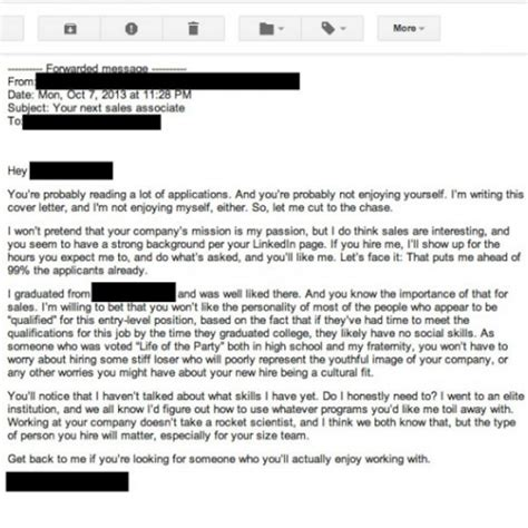 Cover Letter Exle Lush 5 Ingredients Of A Compelling Cover Letter Plum