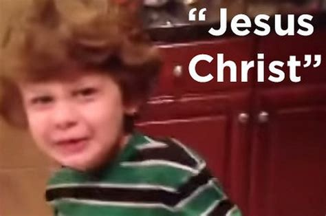 jesus christ kid   vine star    deserve