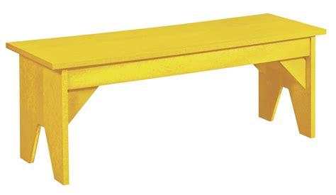 yellow outdoor bench yellow outdoor bench 28 images mainstays hello sunny