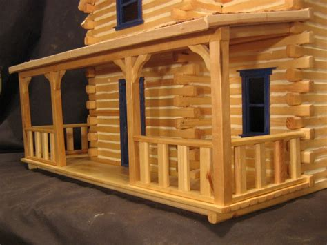 log cabin doll houses manchester woodworks