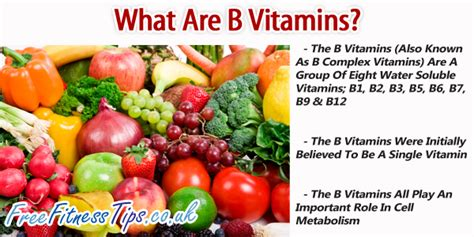 fruits b complex what are b vitamins free fitness tips