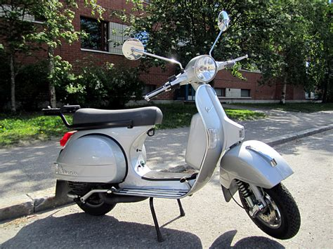 Galery Gambar Vespa Excel File Vespa Px 200 Millennium 2003 Jpg Wikimedia Commons