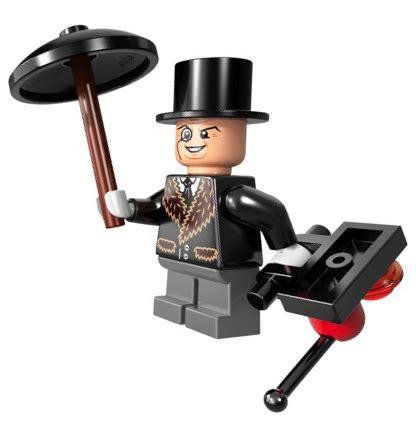 Lego Batman The Penguin dc superheroes brickstoys
