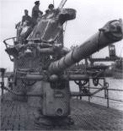 german u boat deck guns german u boat deck guns 88mm 105mm specification