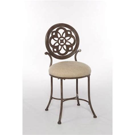 gray bathroom vanity stool marsala gray with rust highlights vanity stool hillsdale