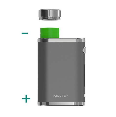 Istick Pico New Battery Liquid e leaf istick pico the vapour den brantford e