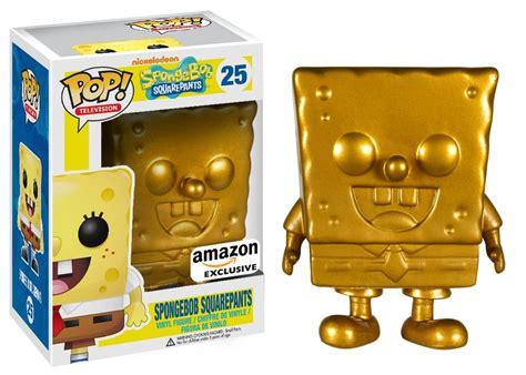 formula 1 bobbleheads sponge bob square gold pop vinyl figure