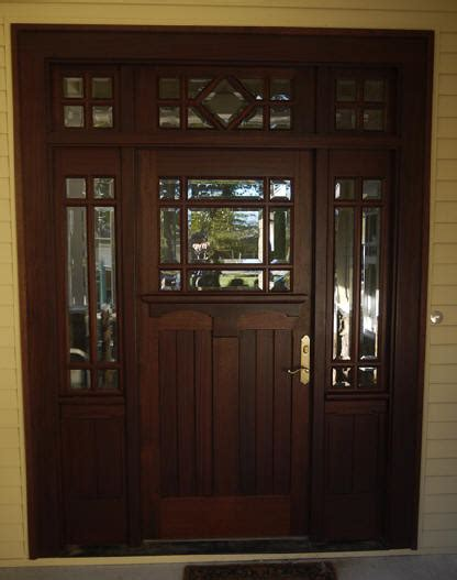 mahogany entry doors with sidelights plantoburo