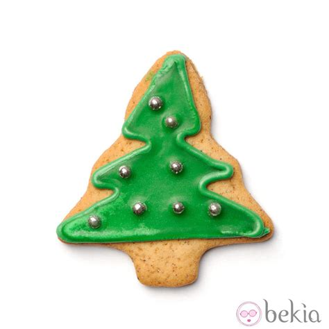galleta con forma de 225 rbol de navidad ideas para decorar