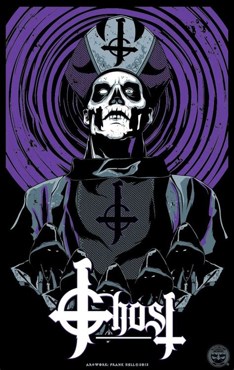 papa emeritus ii ghost b c pinterest songs shirts