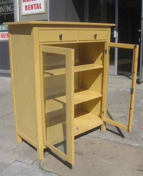 Hemnes Linen Cabinet by Uhuru Furniture Collectibles Sold Hemnes Linen