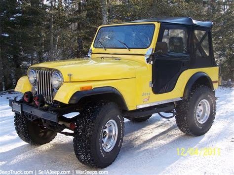 1979 Jeep Cj5 Parts Used Jeeps And Jeep Parts For Sale 1979 Cj5 Jeep 4x4