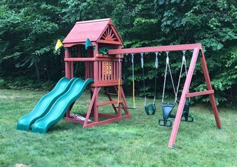 swing sets massachusetts playset assembler swing set installer in sandown nh