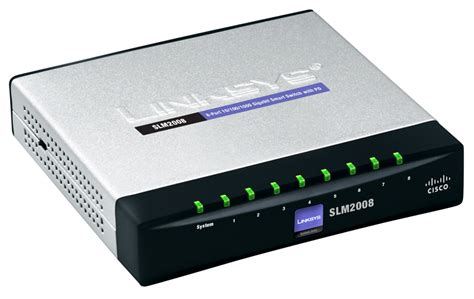 Switch Hub 8 Port Linksys linksys slm2008 8 port gigabit smart switch with poe linksys networking zdtronic