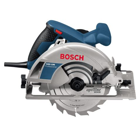 Gergaji Circular Saw bosch gks 190 circular saw in carry powertool world