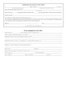 permission to treat form template best photos of treatment consent form template