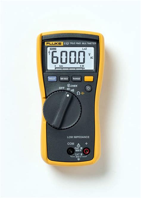 fluke diode test new fluke 113 utility multimeter delivers performance and value for solving most electrical problems