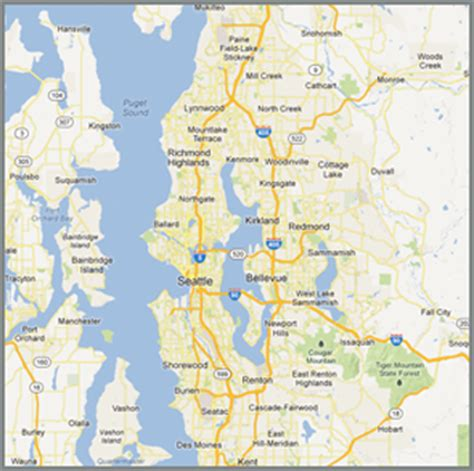 bed bug map bed bug inspection service seattle tacoma olympia and