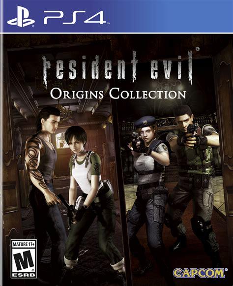 Kaset Ps4 Resident Evil 7 jaquettes resident evil zero hd remaster