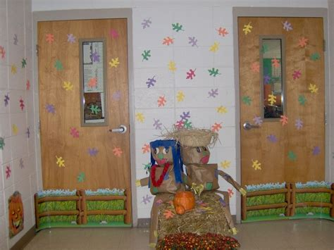 fall classroom door decoration classroom door ideas