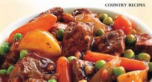 country stew recipes country recipes