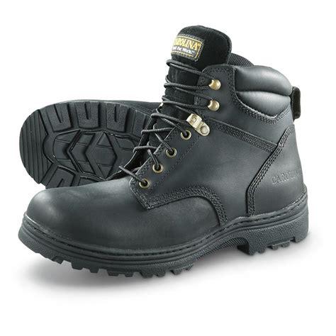 carolina 6 quot hiking boots black 618267 work boots at